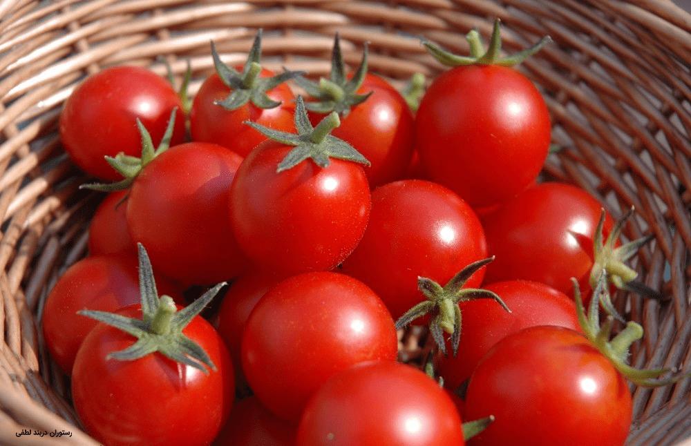 محصول گوجه فرنگی
